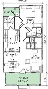 floor plans for narrow lots narrow lot bungalow house plan 10031tt architectural designs