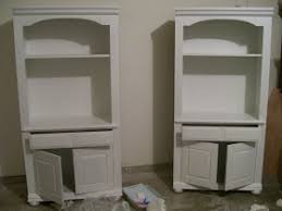 Painting Over Laminate Cabinets Pinterest And The Pauper How To Refinish Laminate Furniture No