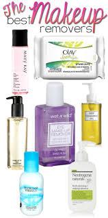 best makeup removers hairspray and highheels