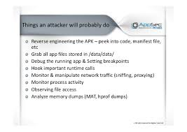android hacking apps apk android app hacking erez metula appsec