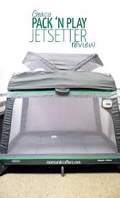 Graco Pack N Play Bassinet Changing Table by Graco Pack N Play Jetsetter Review Moms And Crafters