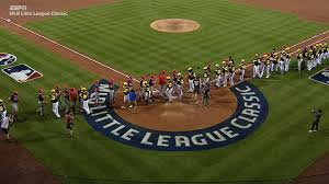 history made in first little league classic mlb com
