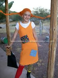 Pippi Longstocking Costume The Candrians Down Under Costume Idea
