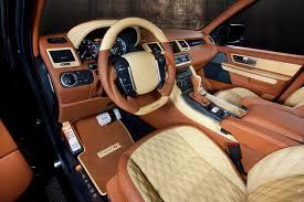 range rover concept interior 2010 mansory range rover sport concept modified car concept