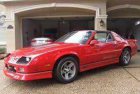 1989 chevy camaro iroc 5 speed w 37k 1989 chevrolet camaro iroc z bring a