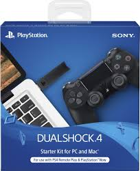 black friday target sony dualshock controller sony ps4 dualshock 4 wireless controller starter kit for pc u0026 mac