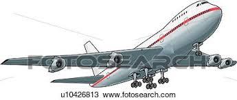 aereo clipart clipart aereo u10426813 cerca clipart illustrazioni murali