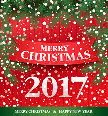 merry 2017 greetings free images and template