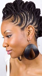 cute cornrow braids updo hairstyle hairstyles and haircuts