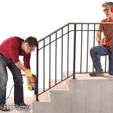 stair railing kits exterior unique shaped decoration fence