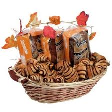 bereavement baskets gourmet cinnamon bakery basket shiva sympathy and condolence
