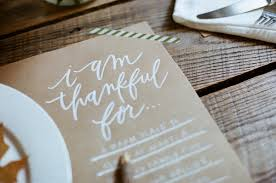 i am thankful for thanksgiving placemat mstetson design