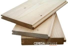 legno per rivestimento pareti perline di legno abete verniciato per rivestimento parete cereda