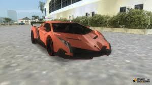 Lamborghini Veneno Modified - lamborghini veneno for gta vice city