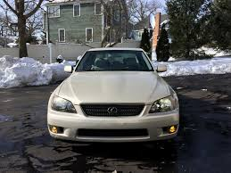 modified lexus is300 2004 lexus is300 86 000 miles sport design alabaster