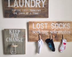 Laundry Room Decorations Laundry Room Decor Etsy