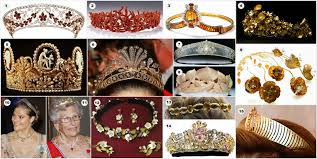tiara collection the royal order of sartorial splendor readers ultimate tiara