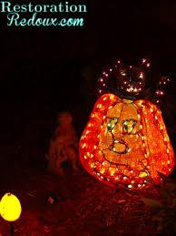 haunted halloween home tour restoration redoux