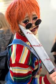 Chucky Halloween Costumes Japan Halloween Costumes Pictures U0026 Video From Tokyo