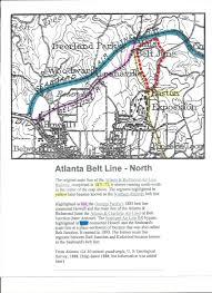 Atlanta Beltline Map Piedmont Heights Civic Association Maps Piedmont Heights Horizons