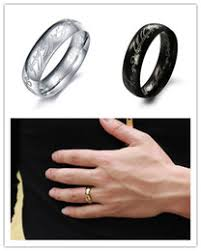 lord of the rings wedding band silver lord rings wedding band online silver lord rings wedding