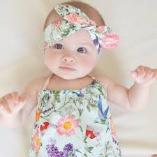 top knot headband add a topknot headband baby girl wrap hair bubby