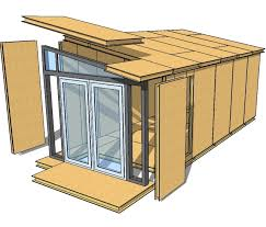 Structural Insulated Panel Home Kits Modular Sips Garden Rooms Offices U0026 Storage