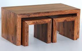 wood nesting coffee table wood nesting coffee tables nesting coffee tables for living room