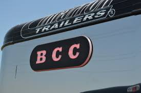 cattle trailer lighted sign exterior cimarron trailers