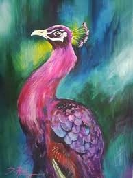 oil paintings and watercolor and poster color paintings exporter