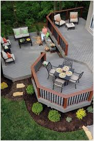 backyards awesome backyard decking ideas backyard design