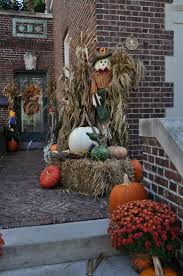 Outdoor Halloween Decorations With Hay by Outdoor Halloween Decorations With Hay U2013 Execid Com