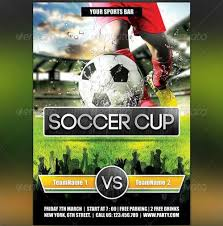 soccer tournament flyer template 36 best flyer templates images on