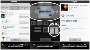 myxer free ringtones for android myxer free ringtones app for android apk androidapkclub