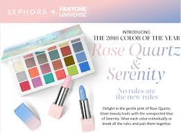 pantone colors of the year pantone color of the year with sephora x rite blog