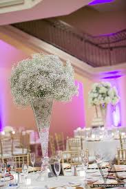 baby breath centerpieces babys breath centerpieces these in the bottom and led