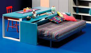 lit bureau escamotable bureau en stratifié contemporain avec lit escamotable pour