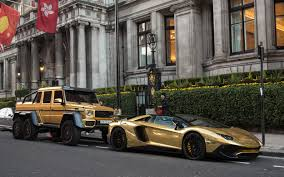 gold convertible lamborghini gold plated mercedes bentley and lamborghini flown to london by
