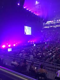 the o2 arena section 101