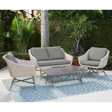 Vintage Brown Jordan Patio Furniture - seating sets costco