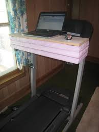 Diy Treadmill Desk by My 120 Treadmill Desk And How To Build Your Own Josh Vogt