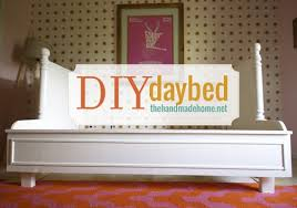 diy daybed with trundle diy daybed jpg