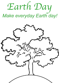 everyday earth coloring free printable coloring pages