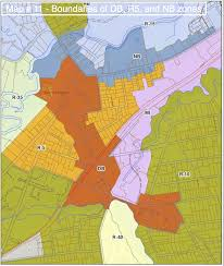 Springfield Massachusetts Map by Hearing On Easthampton U0027s New Digital Zoning Map Set For August 25