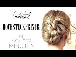 Hochsteckfrisurenen In 5 Minuten by Leichte Hochsteckfrisur Für Mittel Lange Haare Maybeperfect