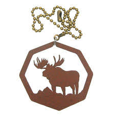 moose ornaments ebay