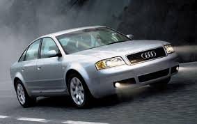 Audi A 6 2003 2001 Audi A6 Information And Photos Zombiedrive