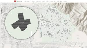 University Of Utah Campus Map by Lassonde Studios Campus Map 102815 Lassonde Entrepreneur