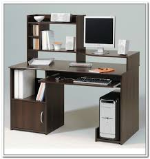 computer desk with cpu storage awesome to do computer desk with shelves stunning ideas desk with