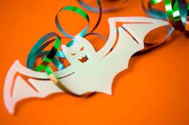 image of halloween bat decoration creepyhalloweenimages